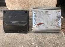 We have Used Amplifiers available for sale