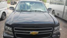 Black Chevrolet Tahoe 2012 for sale