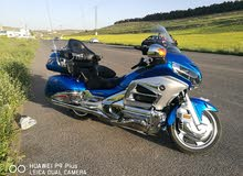 Honda Goldwing 2013 - Low mileage هوندا جولدوينج