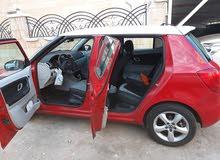 Gasoline Fuel/Power   Skoda Fabia 2008