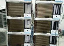 للبيع وشراء واستبدال جميع انواع المكيفات المستعمله الشباك 0538224066