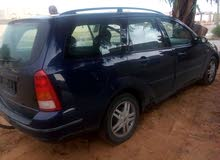 Blue Ford Focus 2002 for sale