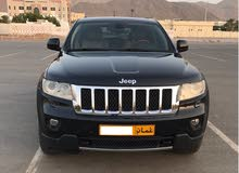 For Sale - JEEP Grand Cherokee Overland 2011