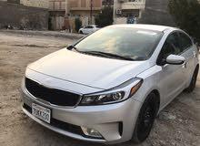 Kia Forte car for sale 2017 in Baghdad city