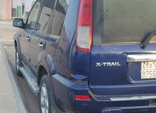 Nissan X-Trail 2003 For sale - Blue color