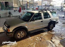 Chevrolet Blazer car is available for sale, the car is in Used condition