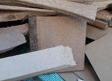فضلات خشب مضغوط للبيع
