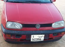 Volkswagen Fox 1994 For sale - Red color