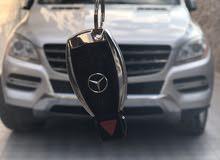 Gasoline Fuel/Power   Mercedes Benz ML 2012