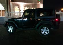 For sale Jeep Wrangler car in Ajman