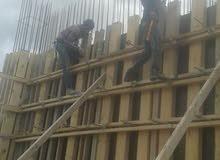 لكافة أعمال البناء مقاول سوري الجزائر  البيض سعيدة المشرية