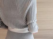 فستان ماركة  كورية جديد