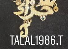 محل تفصيل الذهب والفضه وطلى الذهب للتواصل  حساب انسقرام talal1986.t