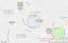 مطلوب شقه للايجار بحي ضاحية الرشيد أو حي بركه أو بالقرب من دوار المدينه