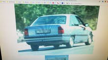 1991 Opel Omega for sale