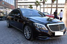 Renting Mercedes Benz cars, S 400 2017 for rent in Amman city