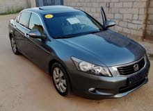 Automatic Grey Honda 2009 for sale