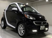 Mercedes smart electric 2014