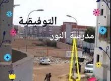 للبيع  شقة بمساكن النور تمليك محافظة السويس