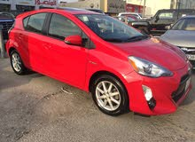 Used Toyota Prius C for sale in Amman