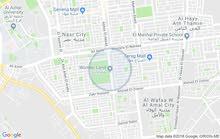 ارض للبيع شارع موازي لعباس