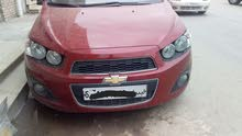 Chevrolet Aveo 2013 For sale - Red color