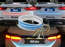 rgb car back led light