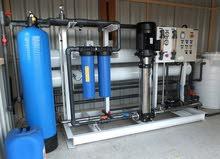 ماكينات تحلية وتنقية المياه