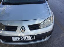 Manual Renault 2005 for sale - Used - Amman city