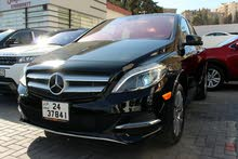 Electric Fuel/Power   Mercedes Benz B Class 2015