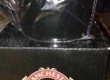 كاس حراري يظهر شعار نادي مانشيستر يونايتد