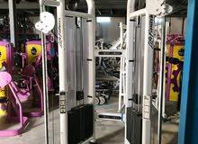 اجهزة امريكية لايف فتنس و سايبكس life fitness cybex