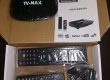 Receiver tv max bt