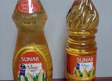 زيت ذرة درجة اولى من تركيا (SUNAR)