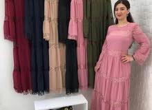 فستان غجري تركي يجنن