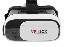 نظارة الواقع الإفتراضي لمتابعة الأفلام 3D