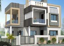 شركة لبناء المنازل الحديثة مع تسليم في الوقت