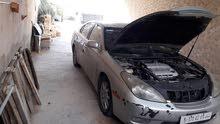 Used condition Lexus ES 2004 with +200,000 km mileage