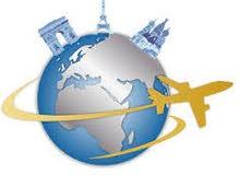 مطلوب موظف حجوزات للعمل لدى شركة سياحه وسفر