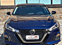 Blue Nissan Altima 2019 for sale