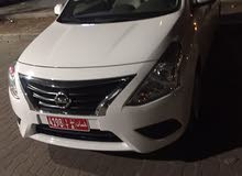 White Hyundai Elantra 2018 for rent