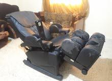 كرسي مساج لكامل الجسم على الكهربا