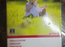 للبيع جهاز تبخيره للاطفال بحاله ممتازه استخدام اسبوع فقط العنوان الزرقاء الجديدة