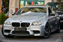 Automatic Silver BMW 2013 for sale