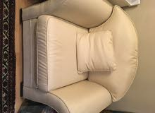 slightly used house sofa and tables