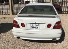 لكزس GS300 2003 نظيفة سرية قومة جديدة بطارية سرفيس كامل مشاء الله السيارة زوز مفاتيح استيراد دبي