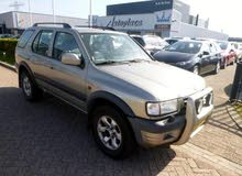 Beige Opel Frontera 2003 for sale