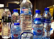 مياه نقية وصحية معبأة ماركة (ماء مسكوب)