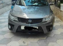 Kia Forte 2010 For sale - Grey color