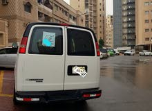 Chevrolet Van car is available for sale, the car is in Used condition